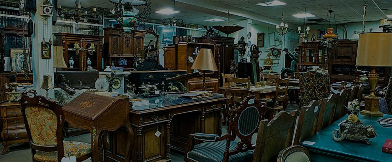Антикварная мебель купить в Москве